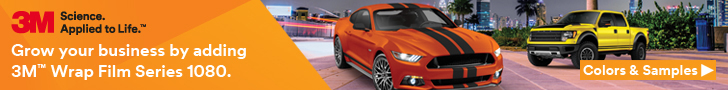 3M� Wrap Film Series 1080 is a distinctive way to make you-and your car-stand out in the crowd.