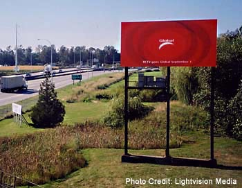 LED Billboards: Outdoor Advertising in the Video Age