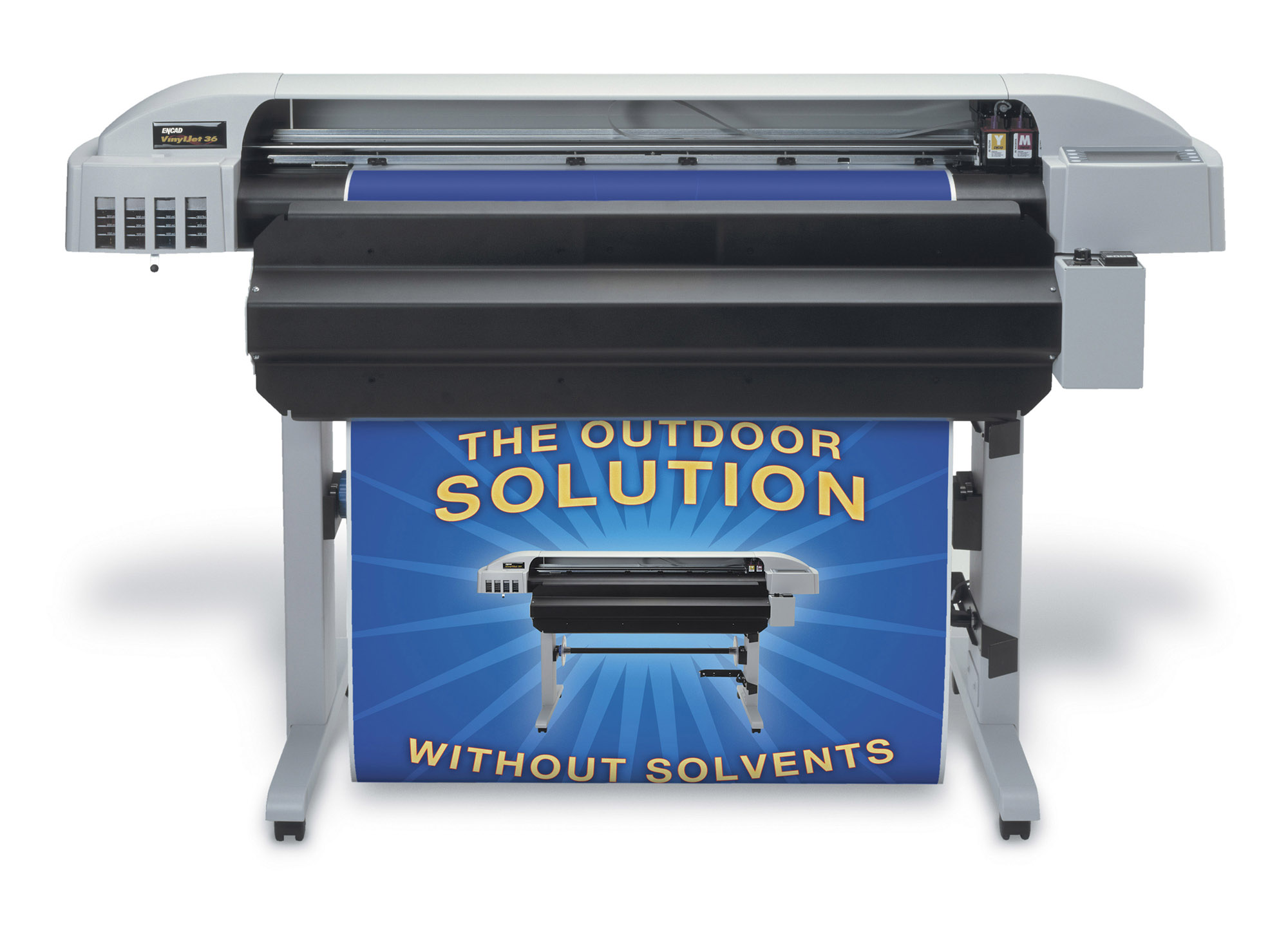 LT eco solvent printer