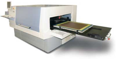 Computer To Screen Amp Film Technologies For Screen Printing