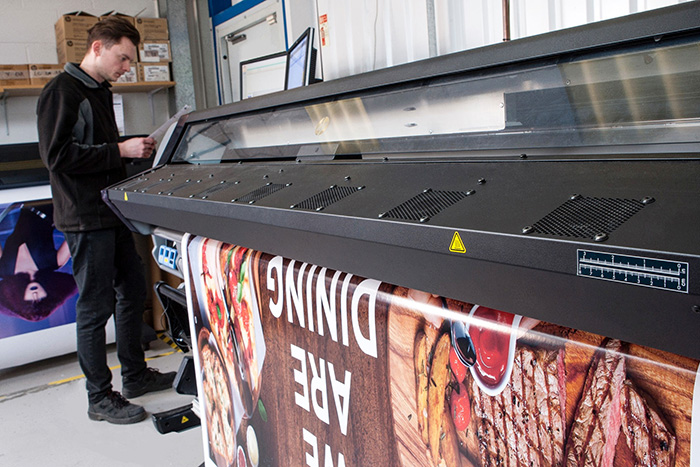 New Advancements In Fabric Printing Technology Drive Growth